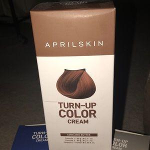 aprilskin Other - APRILSKIN TURN-UP COLOR CREAM!